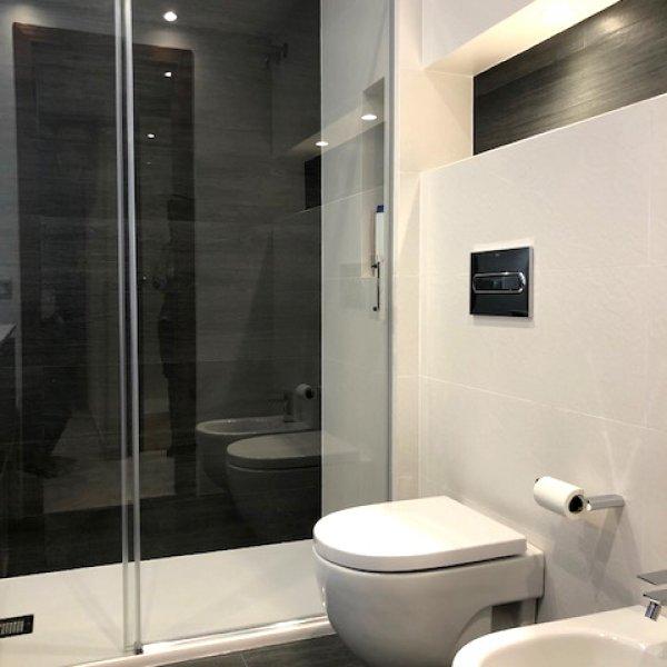 Acabados de madera en baños | Sanisans